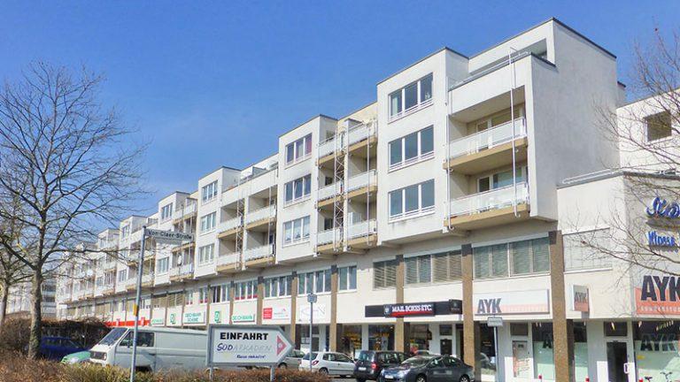 Wohn- und Gewerbeimmobilie Südarkaden, St. Augustin