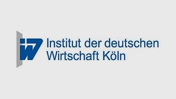 Logo Institut der Deutschen Wirtschaft Köln (IW)