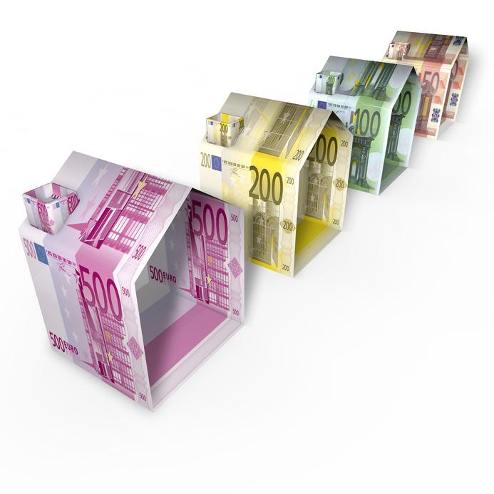 50-Euro-Haus