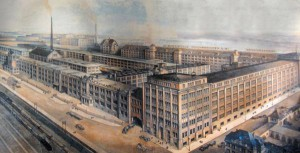 IMMOVATON AG: Salamander-Areal, Kapitalanlagen und Immobilien