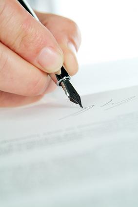 IMMOVATON AG: Unterschrift, Kapitalanlagen und Immobilien
