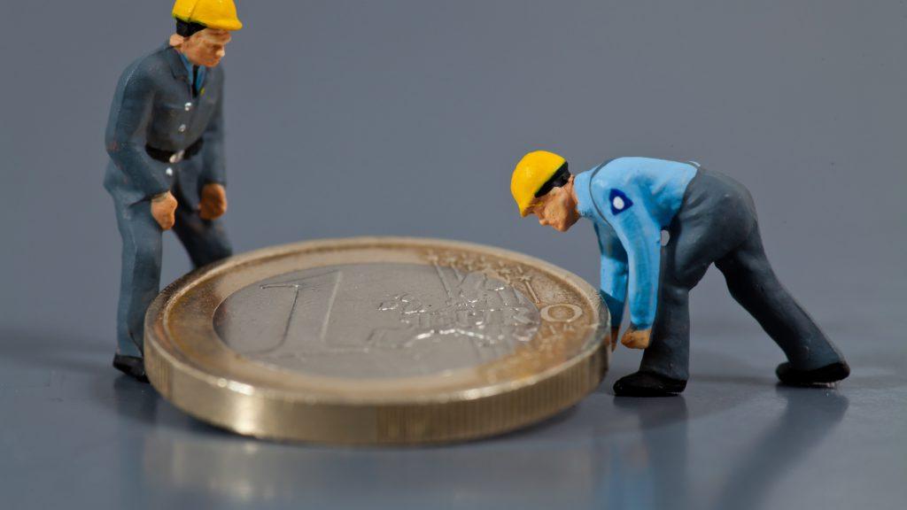 Geld-Arbeiter