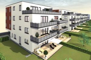 IMMOVATON AG: Salamander-Villen, Kornwestheim, Kapitalanlagen und Immobilien