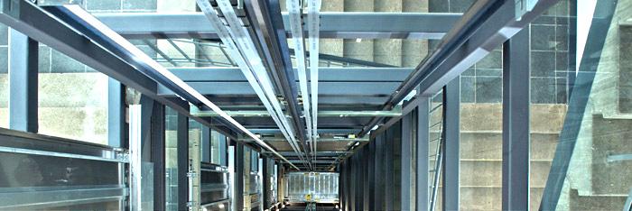 Haushahn Aufzüge, Salamander-Area, Immovation, Kapitalanlage