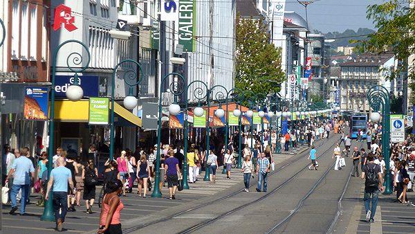 Kassel Bevölkerung