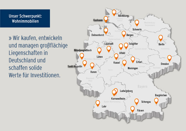 Wohnimmobilien, Immobilien, Immovation, Kapitalanlage