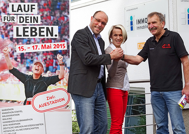 Lars Bergmann, Lilia Nacke und Winfried Aufenanger