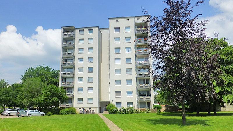 IMMOVATION-Unternehmensgruppe, Portfolio Seeviertel, Salzgitter, Beispiel Wohngebäude