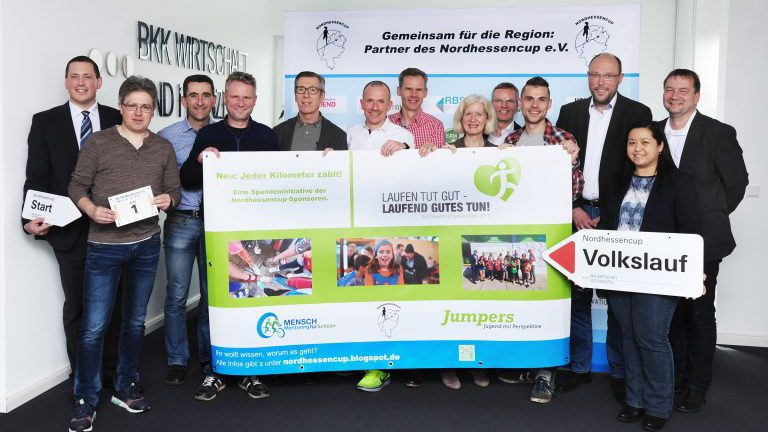 Nordhessencup Spendenaktion Sponsoren 2017