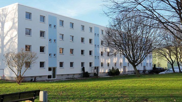 Wohnimmobilien-Portfolio Seeviertel, Salzgitter - Sanierte Wohnanlage im Stromtal