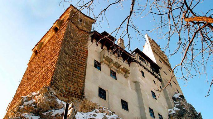 Bran Castle, Transylvania, Romania - gehört zu den teuersten Immobilien der Welt