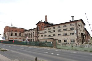 Sugar refinery Oldisleben