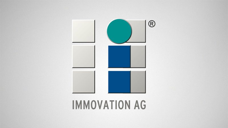 Logo der IMMOVATION AG