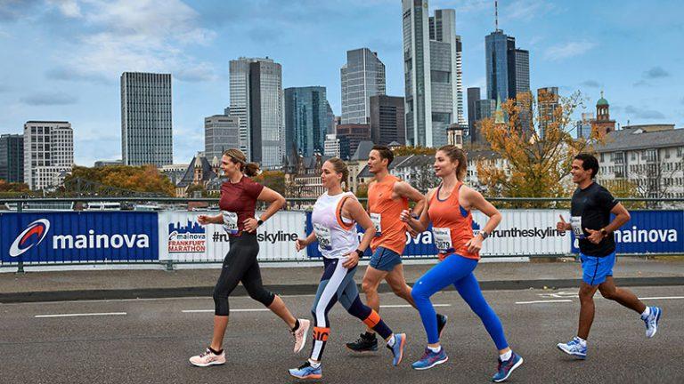 Ilustration: Mainova Frankfurt Marathon