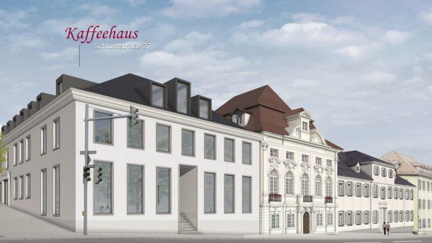Kaffeehaus in Ludwigsburg
