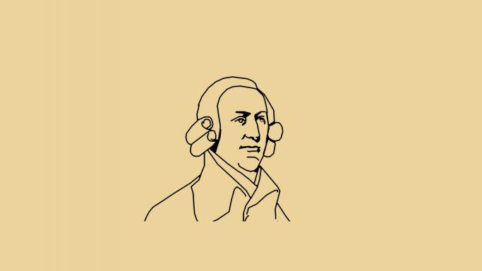 Adam Smith, die unsichtbare Hand