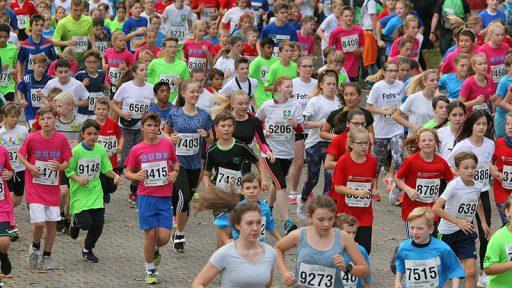EAM Kassel-Marathon 2018, Start Mini-Marathon