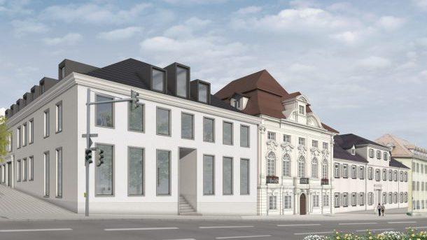 Kaffeehaus, Grafen- und Gesandtenbau Ludwigsburg