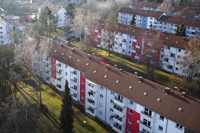 Renovierte Wohnhäuser, Portfolio Zanger Berg, Heidenheim