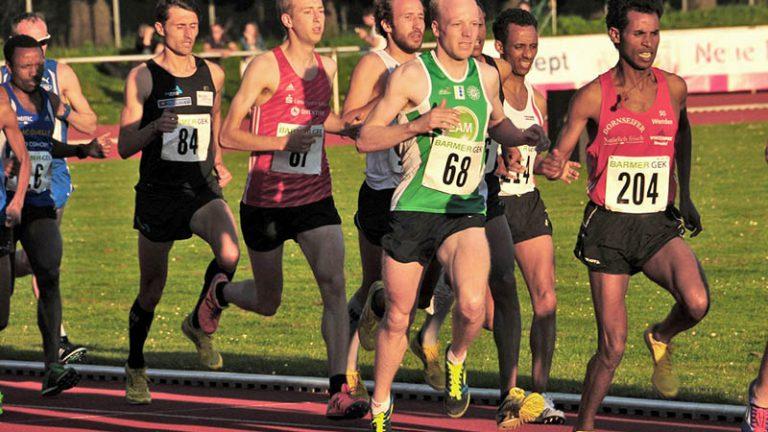 Jens Nerkamp (Start-Nr. 68), Läufer Halbmarathon