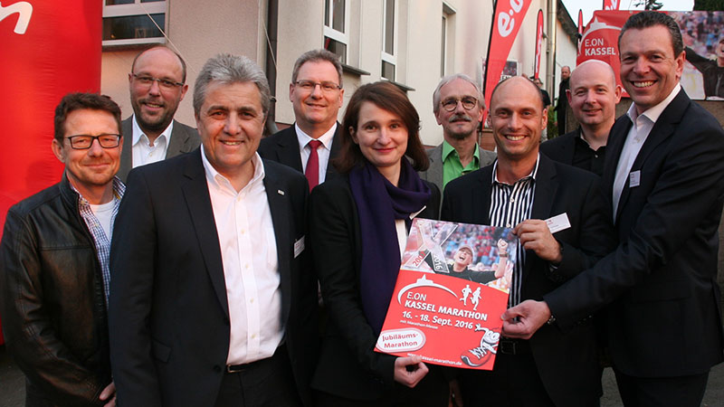 EON Kassel Marathon 2016 Sponsorenabend