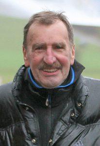 Winfried Aufenanger (Lauf-Trainer und Veranstalter EAM Kassel-Marathon)