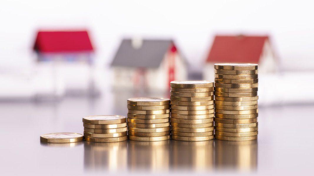 Geld - Häuser