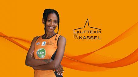 Melat Yisak Kejeta, Laufteam Kassel