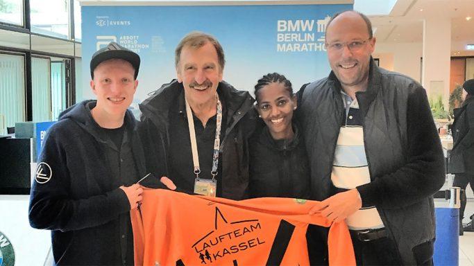 Berlin Marathon 2019