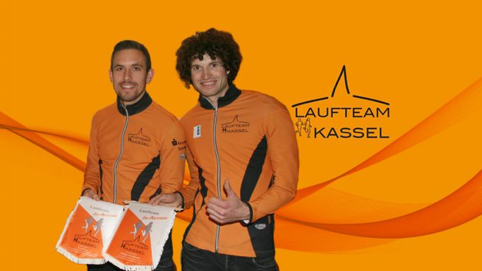 Tom Ring und Philipp Stuckhardt, Laufteam Kassel