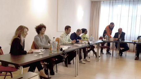Laufteam Kassel, Pressekonferenz 11.2019