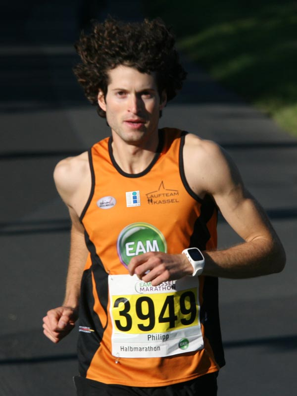 Philipp Stuckhardt, Foto: Laufteam Kassel, ©Michael Bald