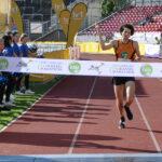 EAM Kassel Marathon 2019 P. Stuckhardt Zieleinlauf