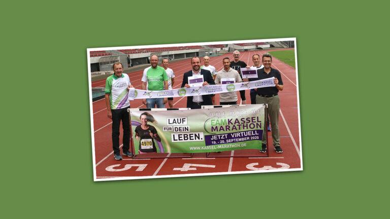 Virtual EAM Kassel Marathon