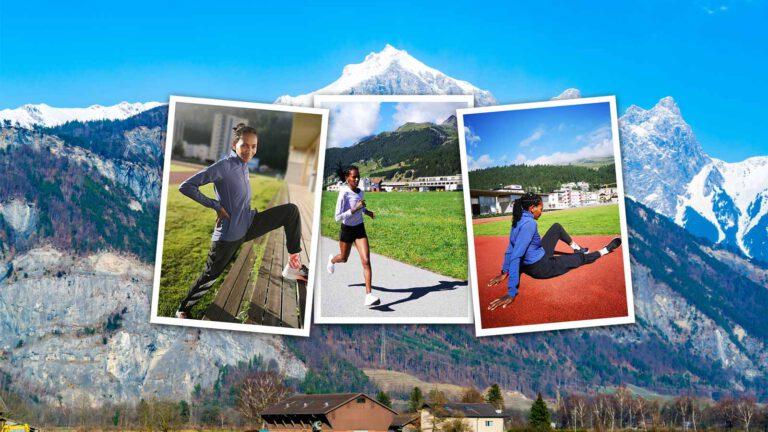 Melat Kejeta: Vom Höhentraining in Sankt Moritz zum Frankfurt Half Marathon Invitational