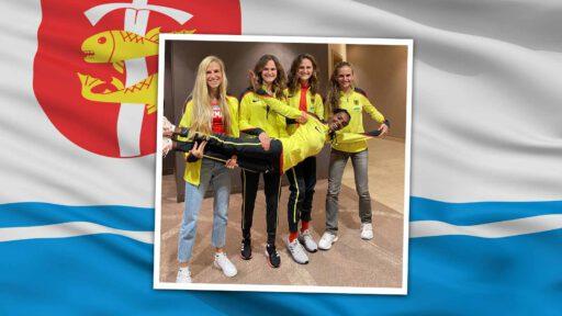 Melat Kejeta führte das DLV-Team in Gdynia an!