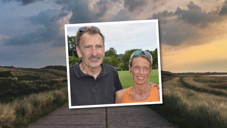 Winfried Aufenanger und Sandra Morchner