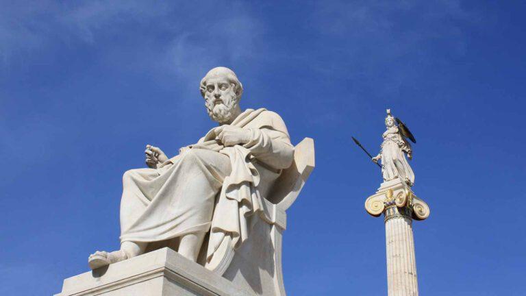 Griechischer Philosoph