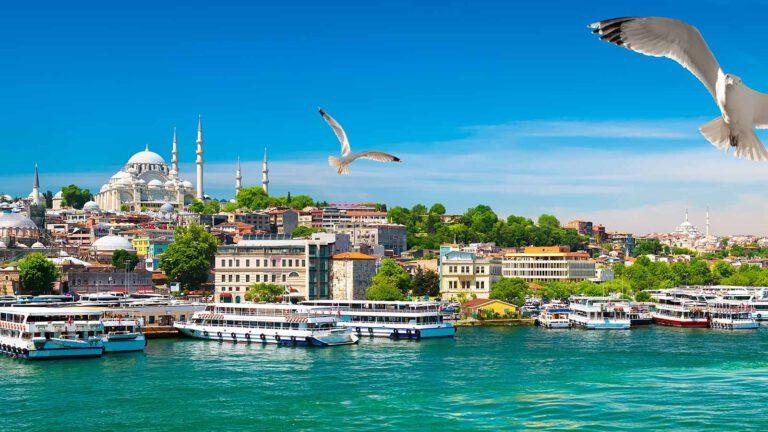 Halbmarathon in Istanbul