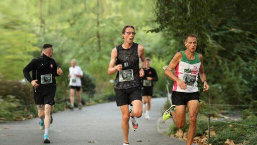 Nils Bergmann, 2. Platz Deutsche Hochschulmeisterschaft, 10 km